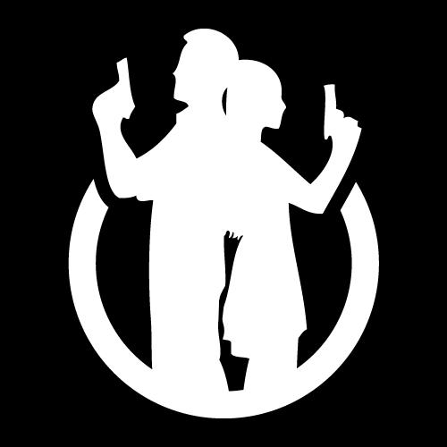 Double Secret Agency logo